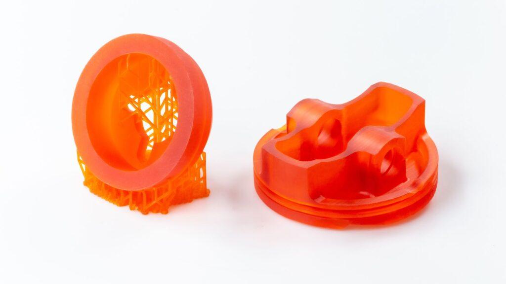 Prohightemp + Resin print