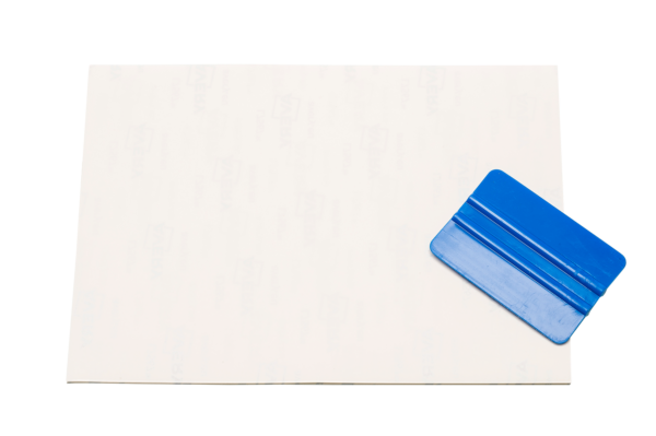 3D adhesion sheet