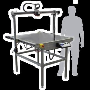 3D printer worktable