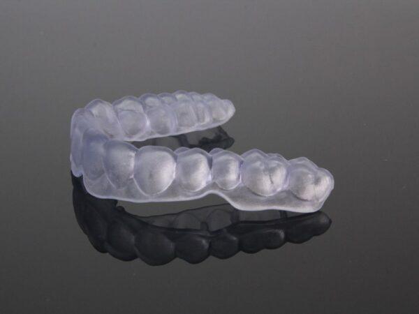 3D printed teeth tray