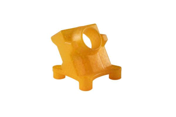 3D printed cast part